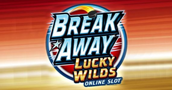 break away lucky wilds slot review microgaming logo